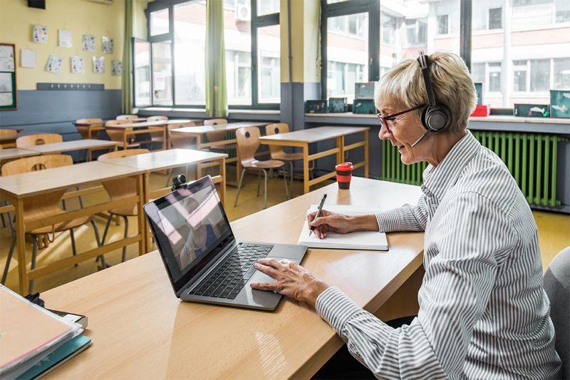 Matériel E-Learning & cours en ligne