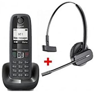 Téléphone DECT + Casque