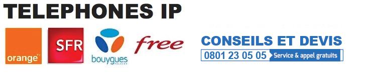 Téléphone IP VoIP