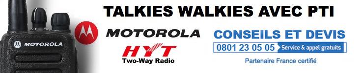 Talkie-Walkie PTI