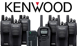 Talkie Walkie Kenwood