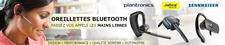Oreillette bluetooth