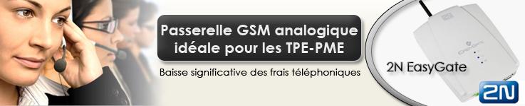 Passerelle GSM