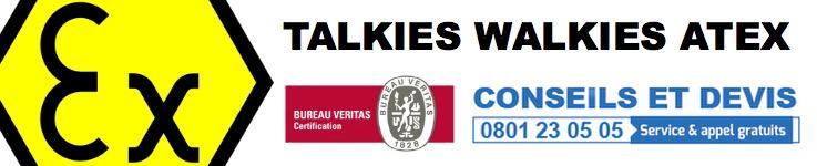 Talkie-Walkie Atex