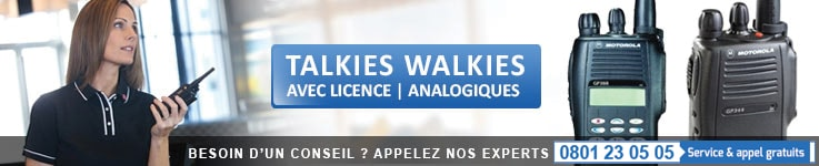 Talkie Walkie Analogique