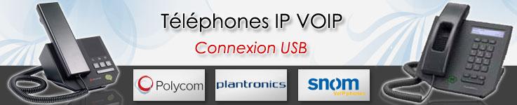 Téléphone USB