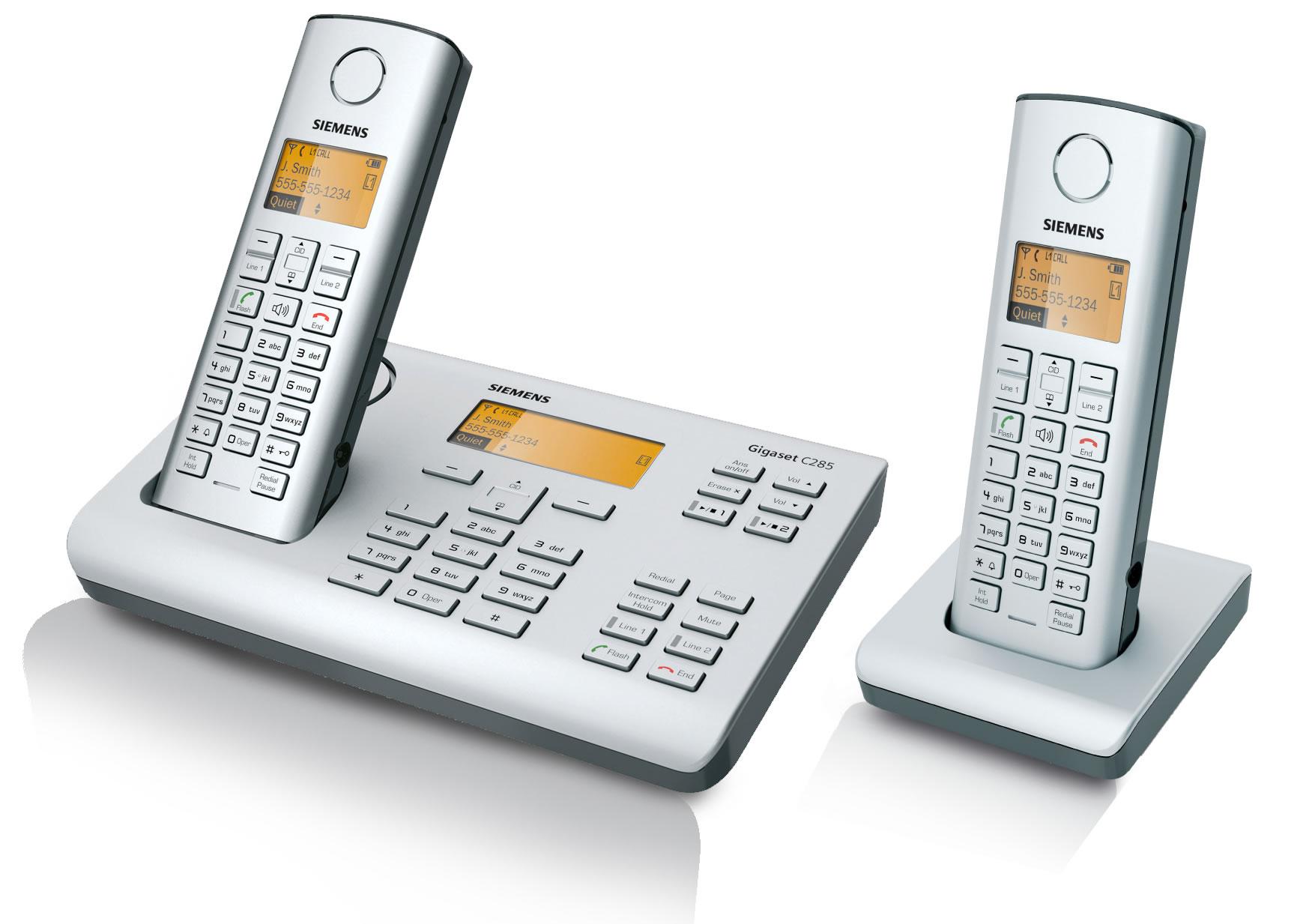 Gigaset C285 Duo - Téléphone 2 lignes analogiques