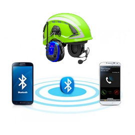 Casque Bluetooth Peltor