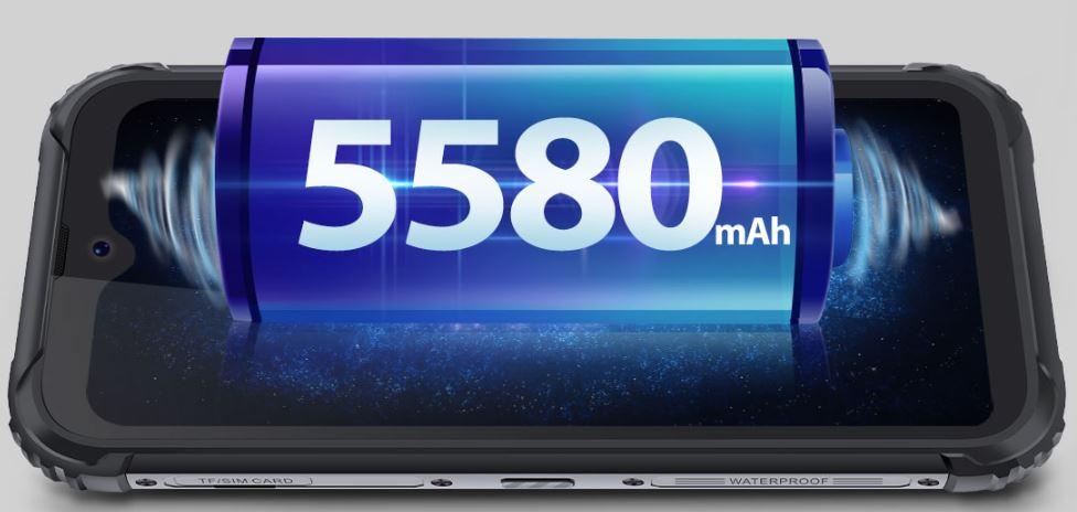 blackview bv 5900 batterie