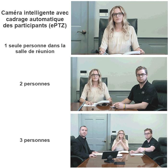Caméra OfficeEasy MG200C-HM - ePTZ