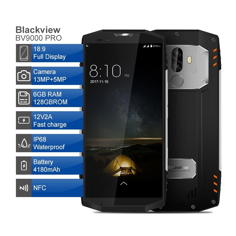Blackview BV 9000 pro specs