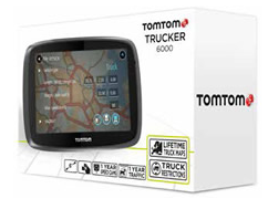 tomtom trucker go 6000. Black Bedroom Furniture Sets. Home Design Ideas