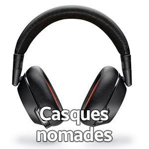 Casques audio nomades