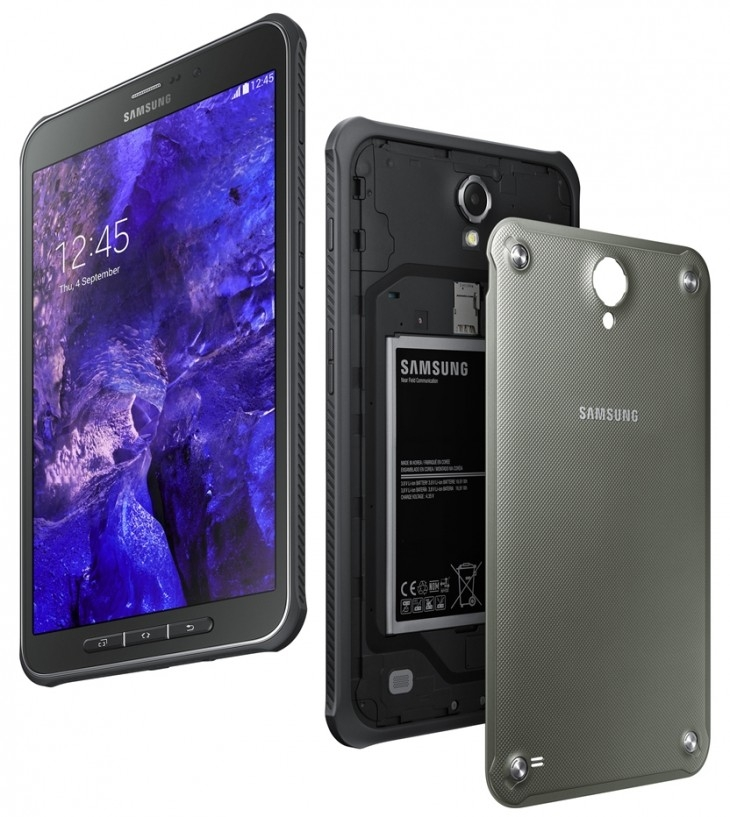 coque samsung galaxy tab active