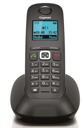 pack casque telephone gigaset a540 avec jabra gn 9120 gap