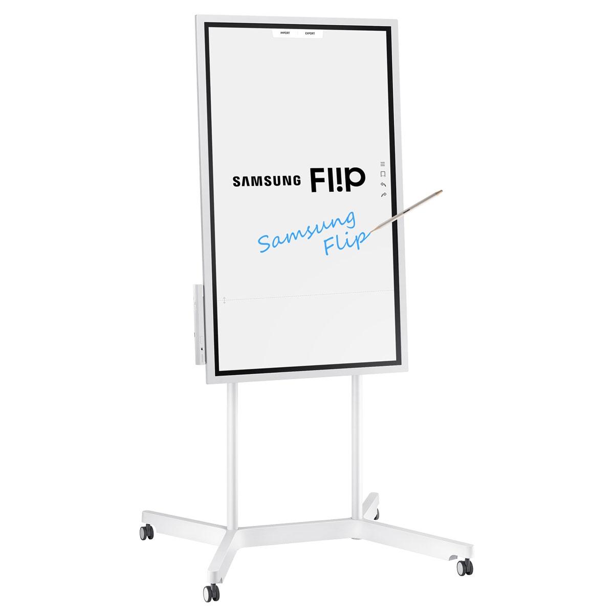 matériel visioconférence samsung flip