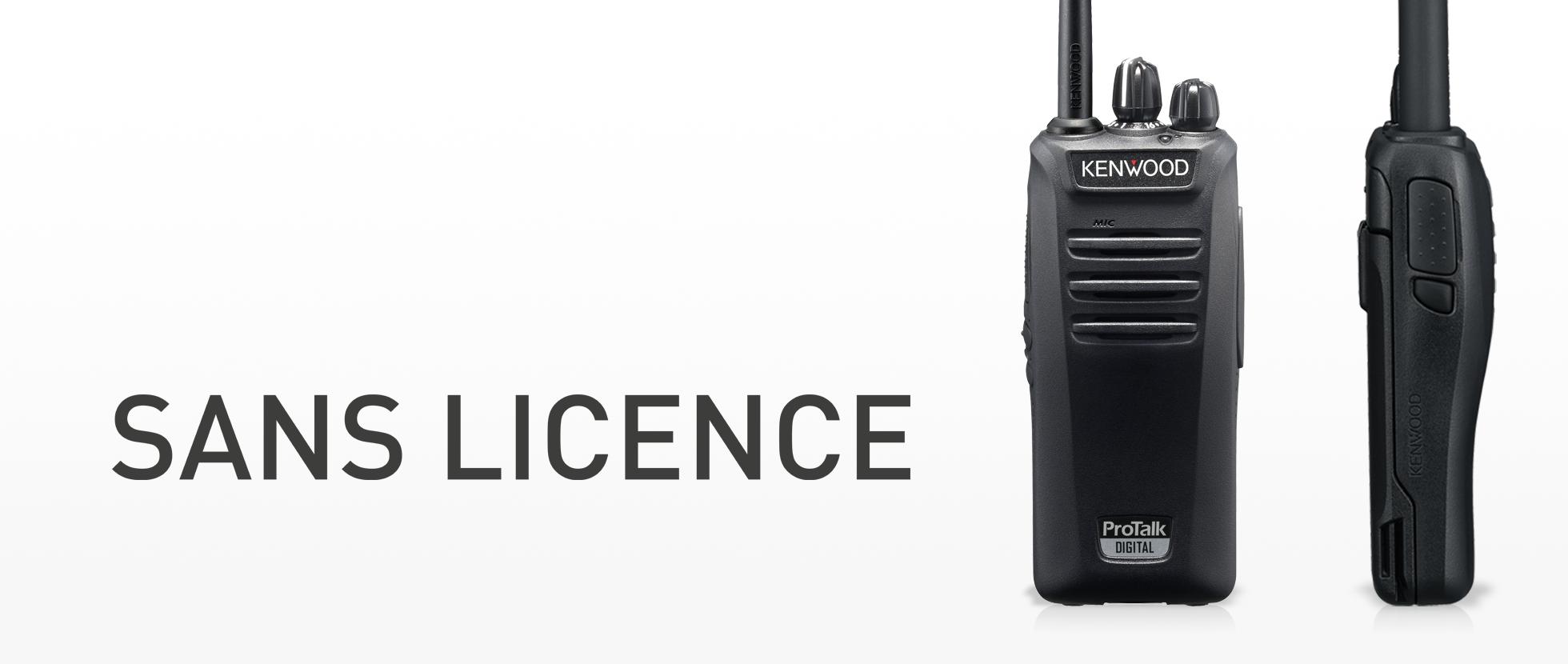 talkie walkie kenwood protalk tk-3501e