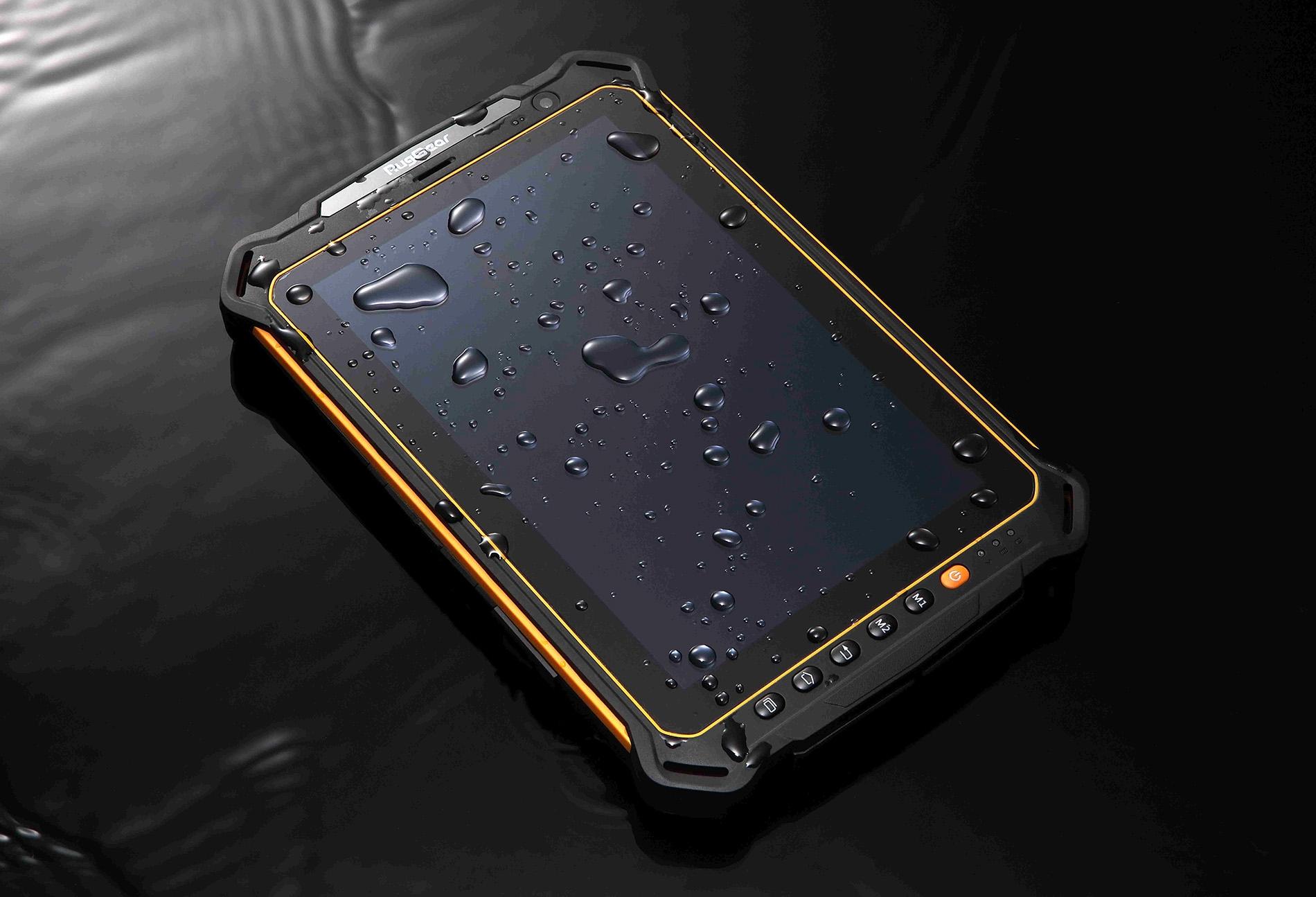 ecran tablette ruggear