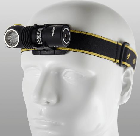 Lampe pour casque Armytek Tiara C1 Pro XL