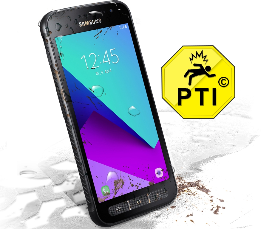 Samsung application PTI X Cover 4S