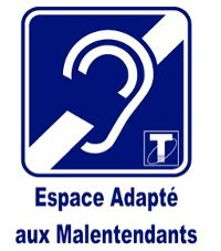 logo malentendants
