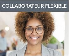 Collaborateur flexible