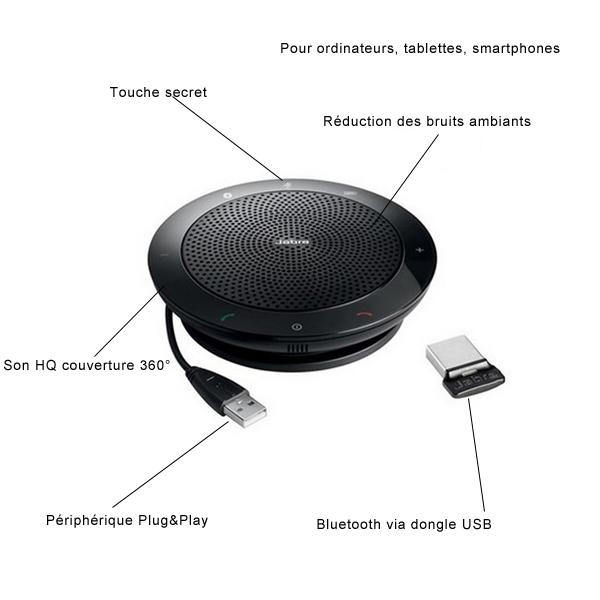 Jabra speaker 510 UC