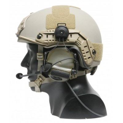 attache casque peltor pour casque tactique