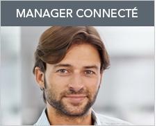 Manager connecté