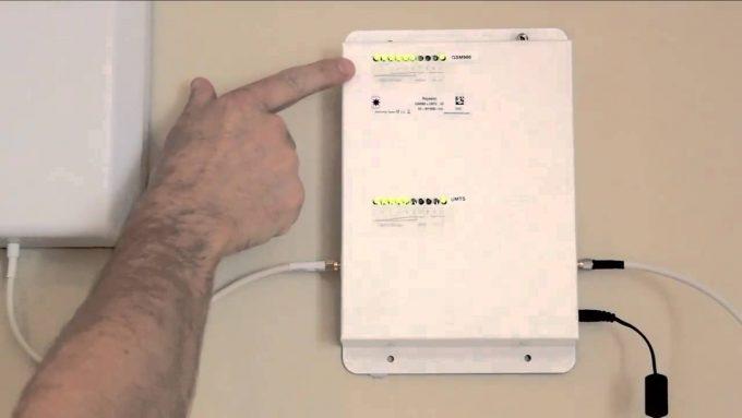 ampli pour ameliorer reception telephone portable