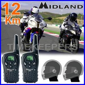 Pack Moto À Moto Midland G5C
