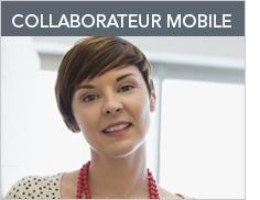 Collaborateur mobile
