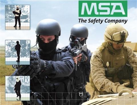 MSA Sordin Supreme Mil CC