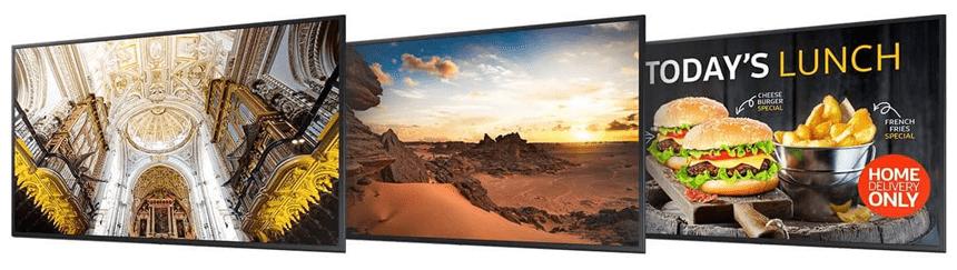 TOP 3 écran affichage dynamique Samsung DC43J Utilisation