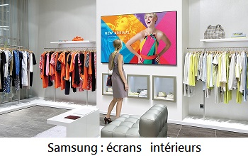 écrans compatible logiciel affichage dynamique gratuit