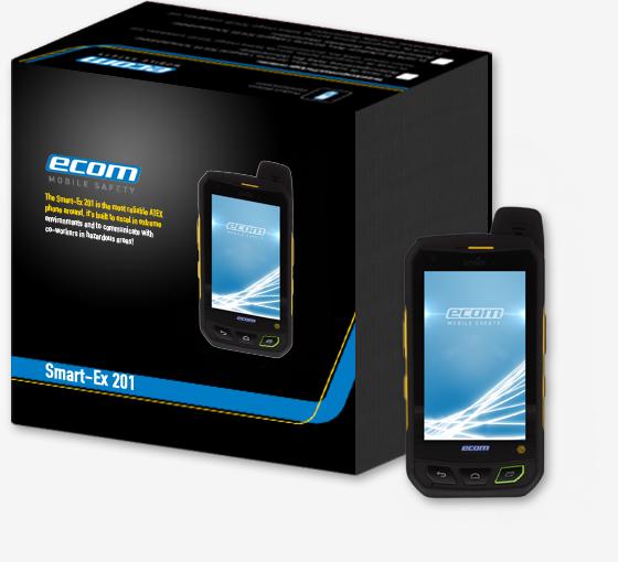 Ecom Smart Ex 201 livraison