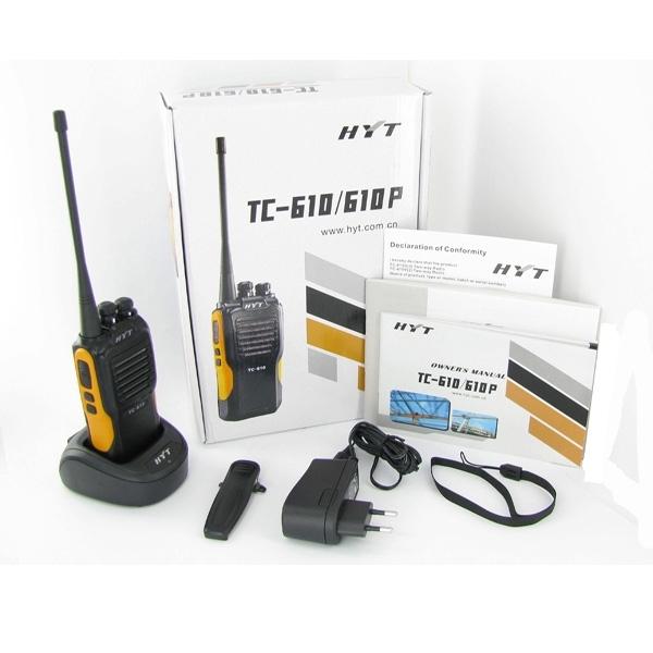 Pack De 2 HYT TC 610 PRO
