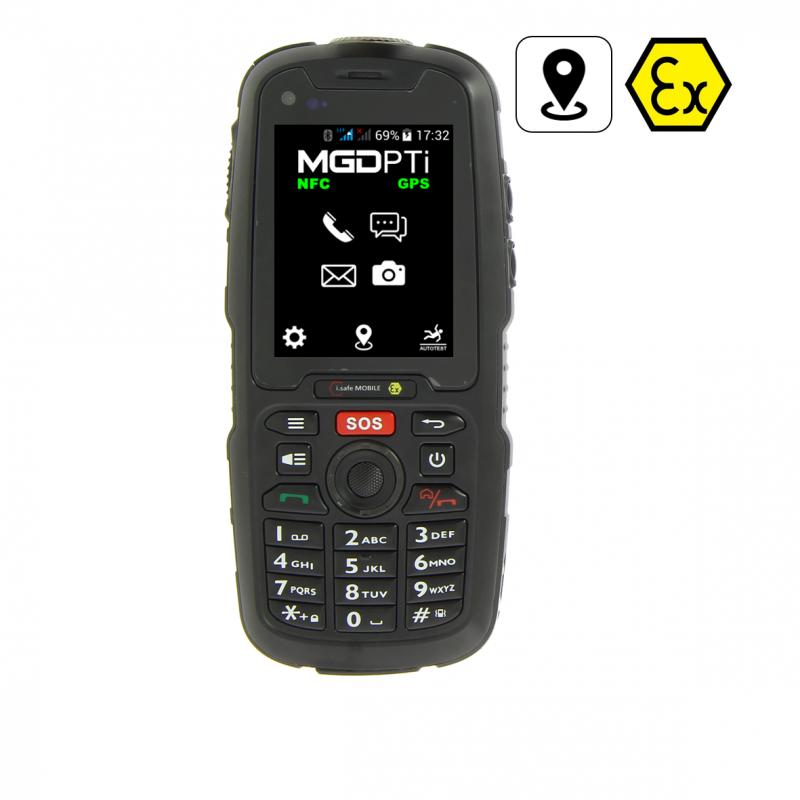 GSM PTI MGEX310.2-PTI ATEX