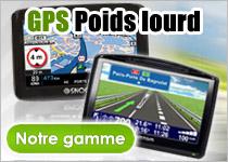 GPS poids lourds